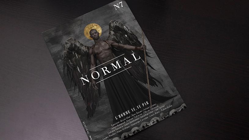"""Normal Magazine n° 7 consacré aux """"Hommes de l'Art"""""""