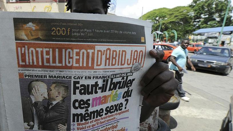 En Côte-d'Ivoire, «pour vivre gays, vivons cachés»