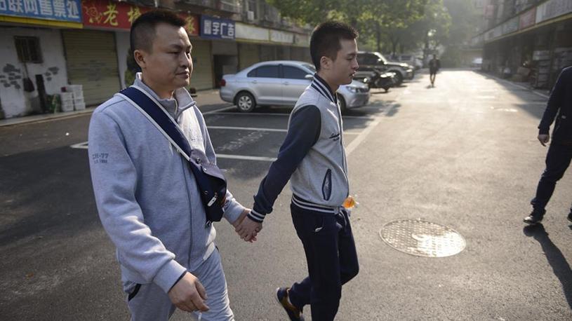 Chine : un tribunal déboute deux hommes qui voulaient se marier