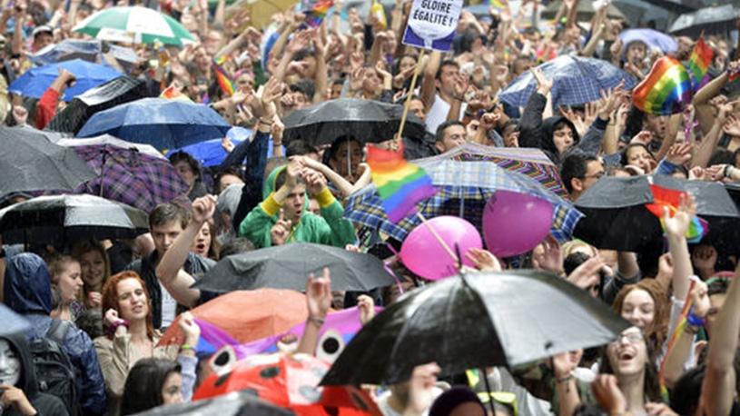 L'homophobie au quotidien persiste en France
