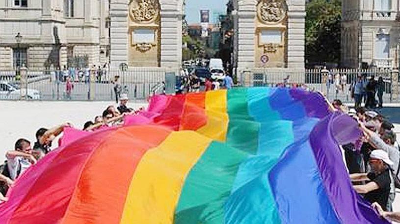 La ville de Montpellier se met aux couleurs de la diversité pour la journée IDAHOT