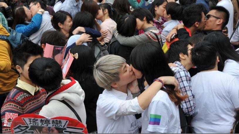 Taïwan pourrait devenir le premier État d'Asie à légaliser le mariage entre personnes de même sexe