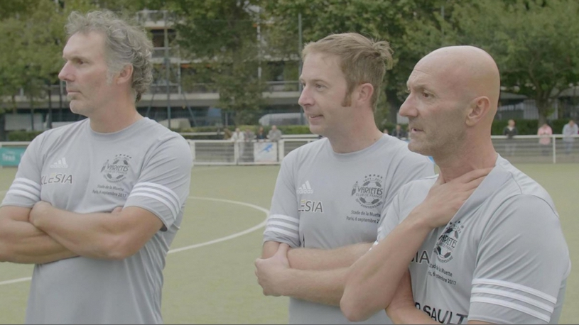 Homosexualité dans le football : un film pour bouger les lignes