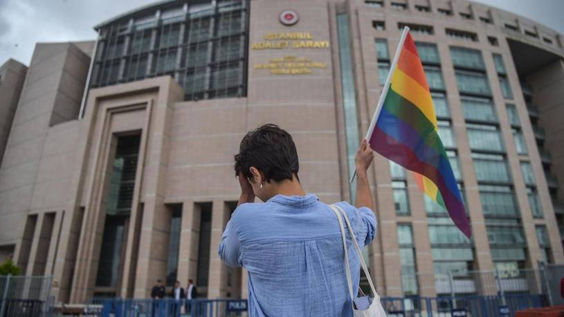 Turkey bans all LGBT events in capital to 'protect public security'