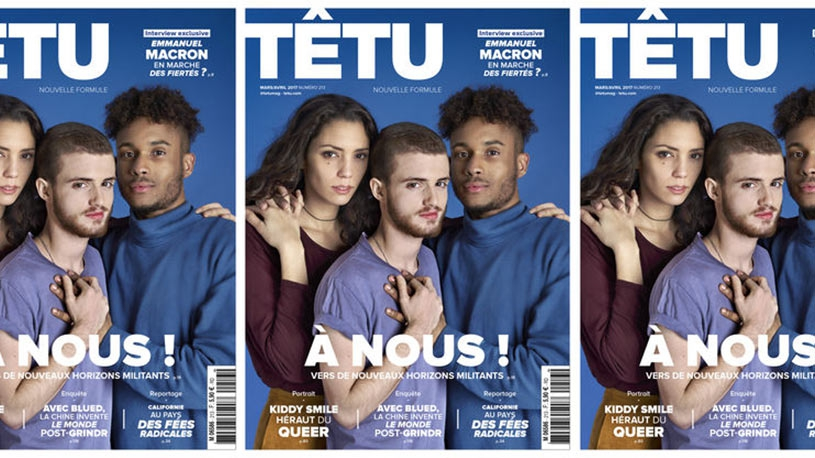 Le magazine « Têtu » renaît sur papier