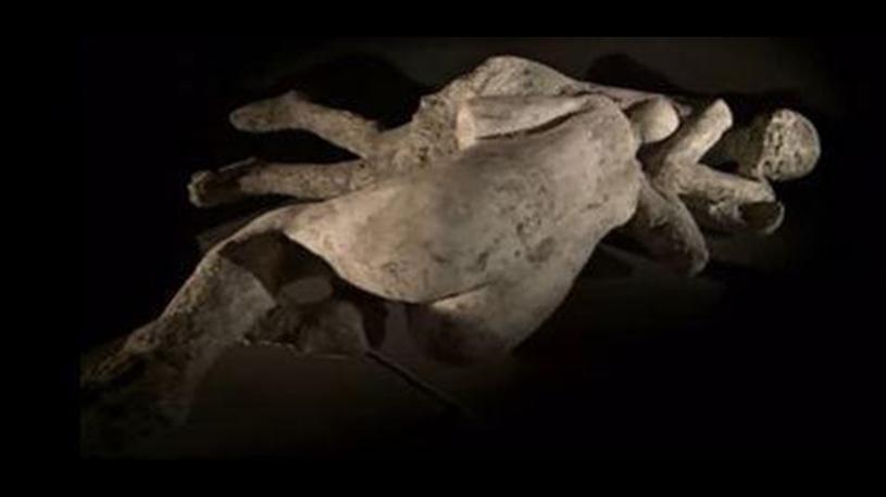 Les célèbres «amants» de Pompéi étaient des hommes