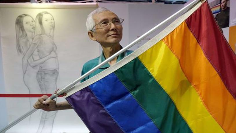 Taïwan ouvre la voie à la légalisation du mariage homosexuel