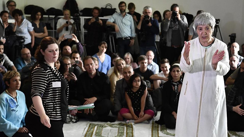 A Berlin, une mosquée progressiste qui casse les tabous de l'islam