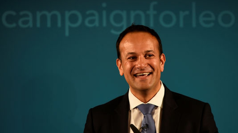 Jeune, homosexuel et métis, Leo Varadkar désigné futur premier ministre d'Irlande