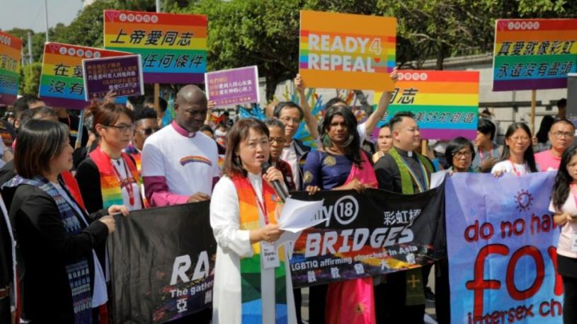 Taïwan : une Gay Pride en faveur du mariage pour tous avant des référendums conflictuels