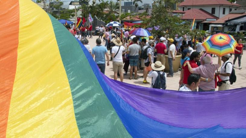 Le Costa Rica, bon élève d'Amérique centrale pour les droits LGBT+