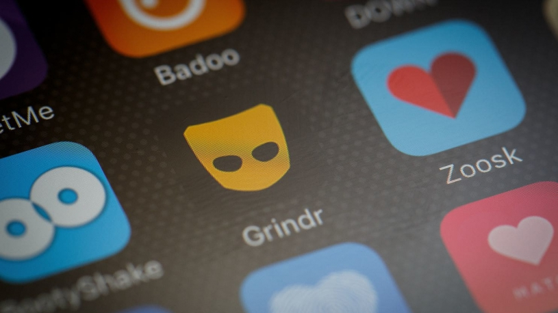 Grindr was the first big dating app for gay men. Now it's falling out of favor.