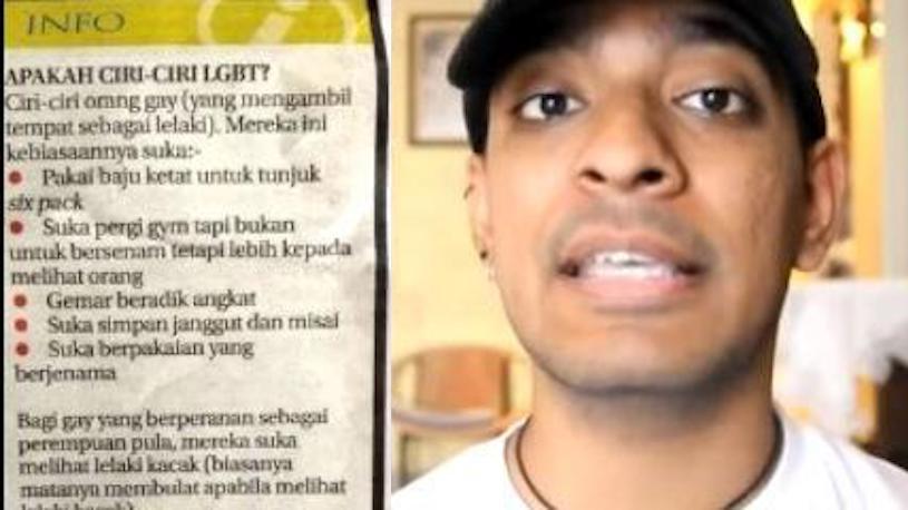 Malaisie : un journal publie un guide pour repérer les personnes homosexuelles