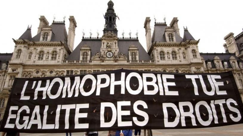 La lente avancée des droits pour les homosexuels en France