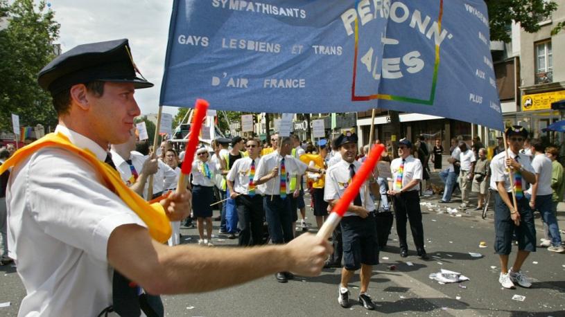 Uber, Air France, Dow: quand les entreprises jouent les porte-drapeaux LGBT