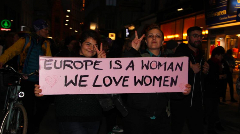 Ukraine : la conférence lesbienne européenne prise pour cible par des manifestants anti-LGBT