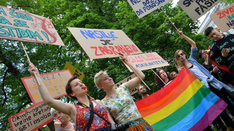 En Bosnie, l'annonce d'une première Gay Pride réveille les homophobes