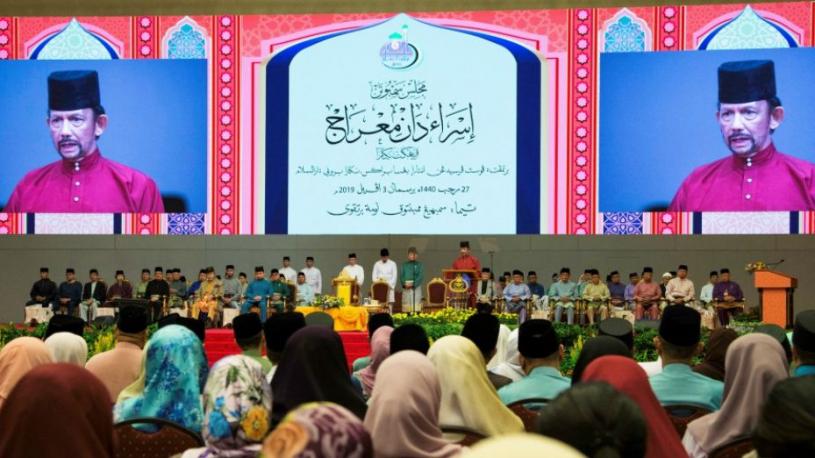 Brunei explique que la lapidation pour homosexualité est une forme de « prévention »