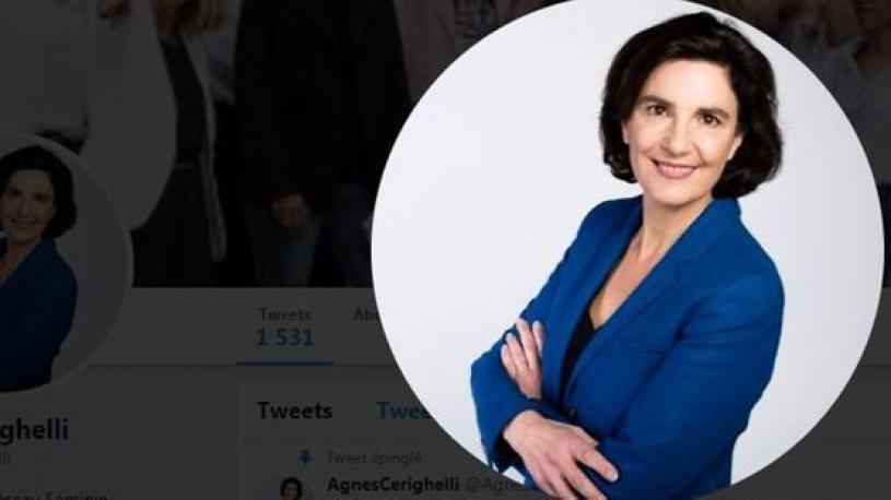 Convoquée pour homophobie, Agnès Cerighelli indigne un syndicat de police avec sa réponse