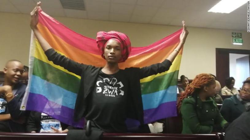 Botswana : la justice décriminalise l'homosexualité