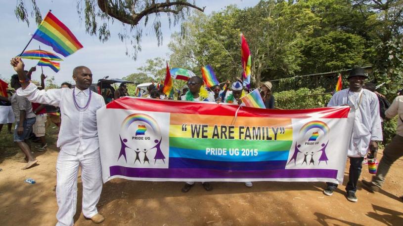 Le combat risqué des homos ougandais pour décriminaliser l'homosexualité