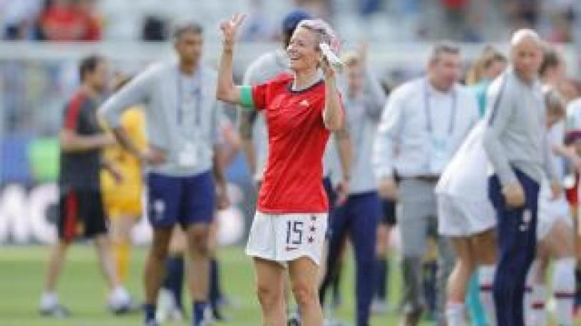 Coupe du monde : Megan Rapinoe et la cause LGBT dans la sélection américaine