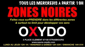 ZONE Noires in Strasbourg le Wed, April 15, 2020 from 07:00 pm to 01:00 am (Sex Gay)