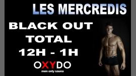 BLACK OUT TOTAL à Strasbourg le mer. 22 mai 2019 de 12h00 à 01h00 (Sexe Gay)