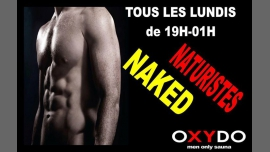 Soirée naturiste in Strasbourg le Mon, May 13, 2019 from 07:00 pm to 01:00 am (Sex Gay)