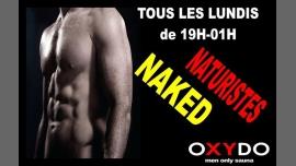 Soirée naturiste à Strasbourg le lun. 21 janvier 2019 de 19h00 à 01h00 (Sexe Gay)