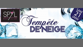 Tempete de Neige at SPYL in Strasbourg le Sat, January 21, 2017 from 10:00 pm to 07:00 am (Clubbing Gay Friendly)
