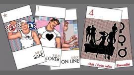 Viens te faire tirer les cartes par Enipse em Strasbourg le Sáb,  3 Fevereiro 2018 17:00-19:00 (Prévention santé Gay, Lesbica)