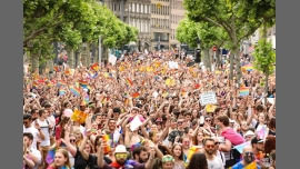 Marche des Visibilités LGBTI - Strasbourg - 2020 in Strasbourg le Sat, June 13, 2020 from 11:00 am to 06:00 pm (Festival Gay, Lesbian)