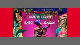 THE LABO JUNGLE SAMEDI 29 JUIN 2019 em Paris le sáb, 29 junho 2019 15:00-07:00 (After-Work Gay)