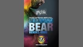 European Bear Rendez-vous in Paris le Sat, August 13, 2016 at 12:00 pm (Sex Gay, Bear)