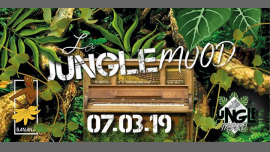 Jungle Mood à Paris le jeu.  7 mars 2019 de 21h30 à 07h00 (Clubbing Gay Friendly)
