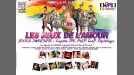 ✭☆✭ Les jeux de l'amour ✭☆✭ durant les GAY GAMES Programme à Paris du  5 au 11 août 2018 (Prévention santé Gay, Lesbienne)