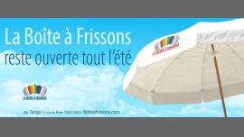 Le Bal de la Boîte à Frissons à Paris le sam.  6 août 2016 à 22h30 (Clubbing Gay, Lesbienne)