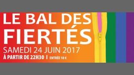Le Bal des Fiertés à Paris le sam. 24 juin 2017 de 22h30 à 05h00 (Clubbing Gay, Lesbienne)