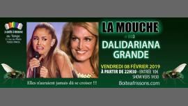 La Mouche 3 : DalidAriana Grande à Paris le ven.  8 février 2019 de 22h30 à 05h00 (Clubbing Gay)