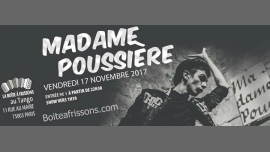 Madame Poussière au Tango in Paris le Fri, November 17, 2017 from 10:30 pm to 05:00 am (Clubbing Gay, Lesbian)