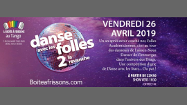 Danse avec les Folles 2, la revanche. in Paris le Fr 26. April, 2019 22.30 bis 05.00 (Clubbing Gay, Lesbierin)