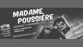 Madame Poussière in Paris le Fri, November 17, 2017 from 10:30 pm to 05:00 am (Clubbing Gay, Lesbian)