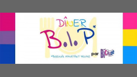 Déjeuner (exceptionellement) B.I.P - Bisexual Important People in Paris le Sat, May 18, 2019 from 12:00 pm to 01:30 pm (Meetings / Discussions Gay, Lesbian, Trans, Bi)