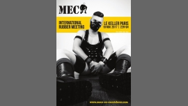 International Rubber Meeting in Paris le Sat, November 18, 2017 from 10:00 pm to 05:00 am (Sex Gay)