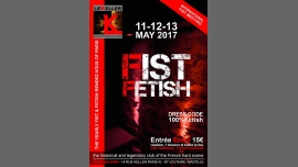 FIST Fetish in Paris from 11 til May 14, 2017 (Sex Gay)
