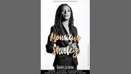Monsieur Shirley à Paris le sam. 21 octobre 2017 de 21h30 à 22h30 (Spectacle Gay Friendly, Lesbienne Friendly)