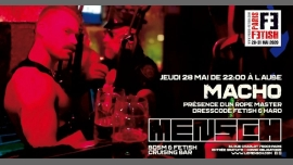 Macho /// PF#7 in Paris le Thu, May 28, 2020 from 10:00 pm to 05:00 am (Sex Gay, Bear)