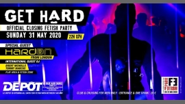Get Hard /// PF#7 in Paris le Sun, May 31, 2020 from 10:00 pm to 07:00 am (Clubbing Gay, Bear)