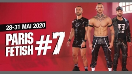 Paris Fetish #7 ★ 28 to 31 May 2020 in Paris from May 28 til June  1, 2020 (Festival Gay, Bear)